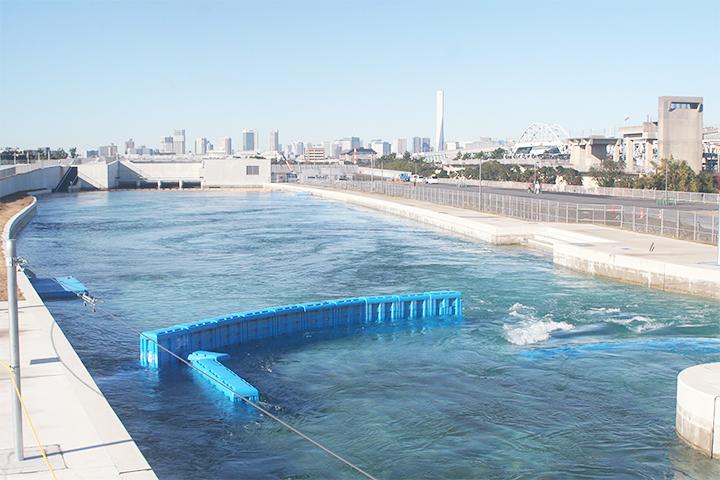Finish pool